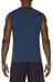 asics Sleeveless - Camiseta Running - azul